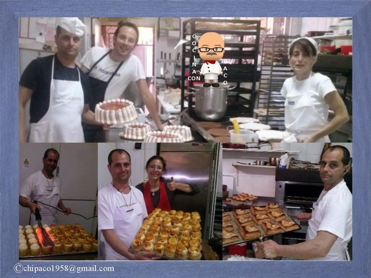 Cocina con paco pasteler a la holandesa - Cocina con paco ...