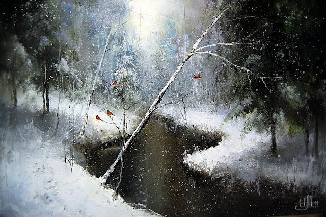 художник И. Медведев