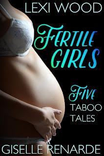 http://www.amazon.com/Fertile-Girls-Five-Taboo-Tales/dp/151701803X/ref=dondes-20