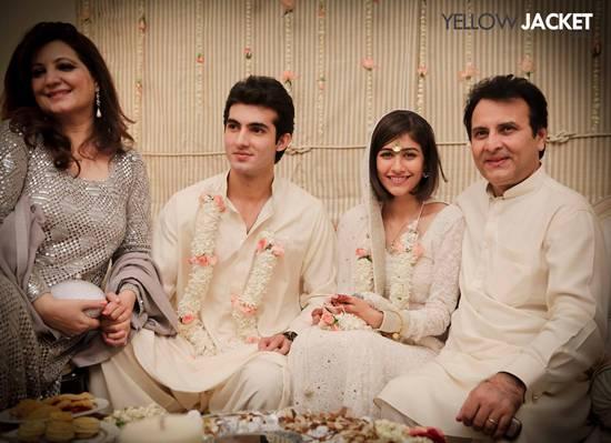shehroz-sabzwari-family