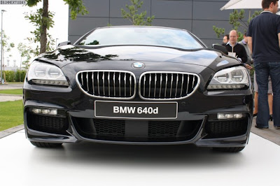 BMW M6 Series Coupe