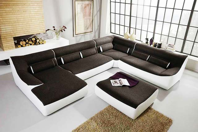Leather Sofa Bed Modular Furniture Design Multiplo
