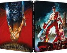 Army of Darkness Blu-ray Steelbook: Zavvi Exclusive