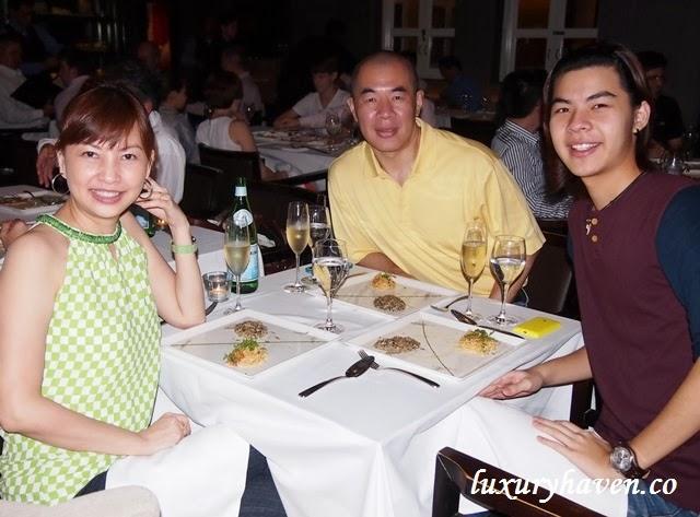 oso ristorante bukit pasoh singapore italian dining review