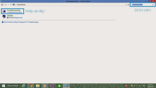 Cách sửa lỗi Full Disk 100% trên Windows 7, 8.1