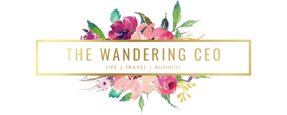The Wandering CEO