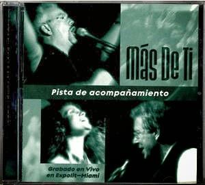 Don Moen,Paul Wilbur y Aline Barros-Más De Ti-Pistas-