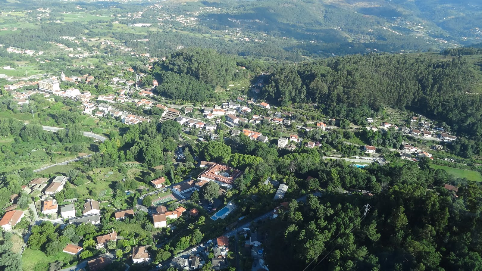Caldelas Portugal  city images : Terceira Dimensão Fotografia Aérea: Caldelas