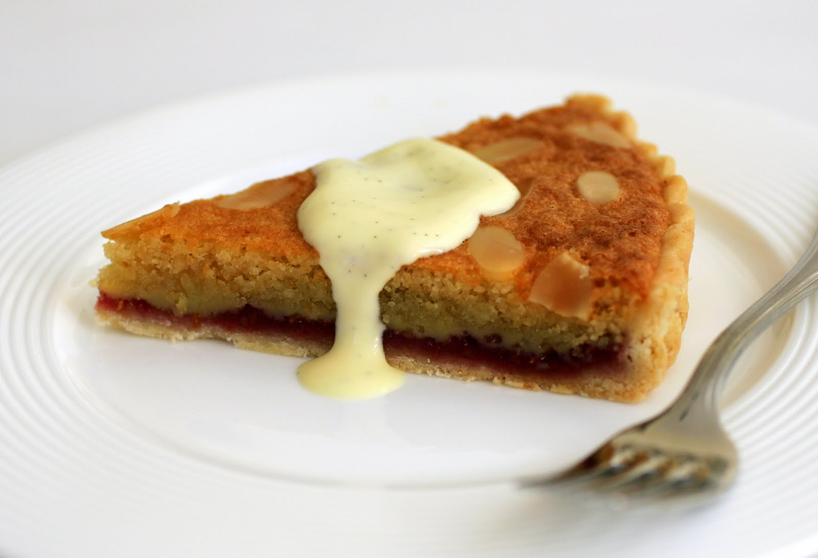 Bakewell Tart – A Royal Treat