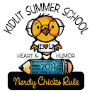 Nerdy Chicks Rule Summer School 2014