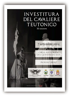 investitura del cavaliere teutonico - xi edizione