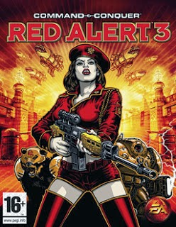 Command & Conquer : Red Alert 3 RiP