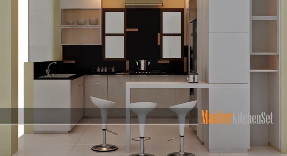 Kitchen set solo blog master gallery solo putih 3