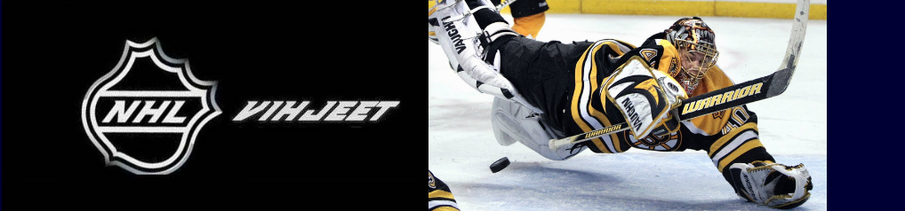 NHLvihjeet.com - jääkiekko vedonlyöntivihjeet päivittäin!