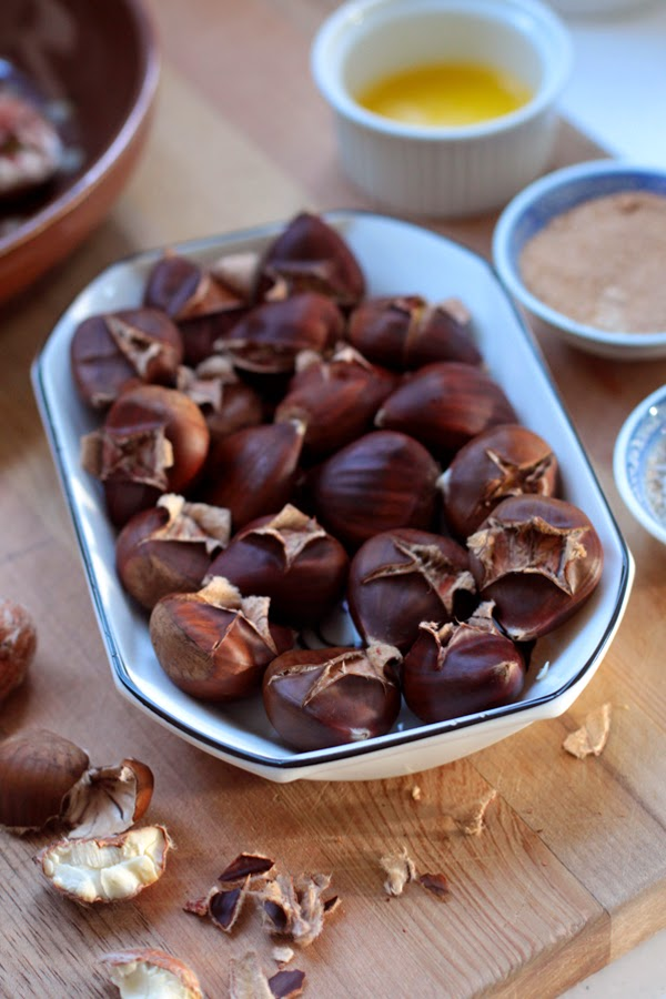 Roast Chestnuts | Bit Square