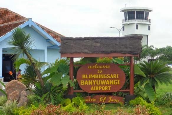 Bandara Blimbingsari Banyuwangi akan dijadikan terminal private jet alias jet pribadi.