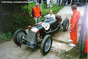 Whitney Straight Maserati 8CM