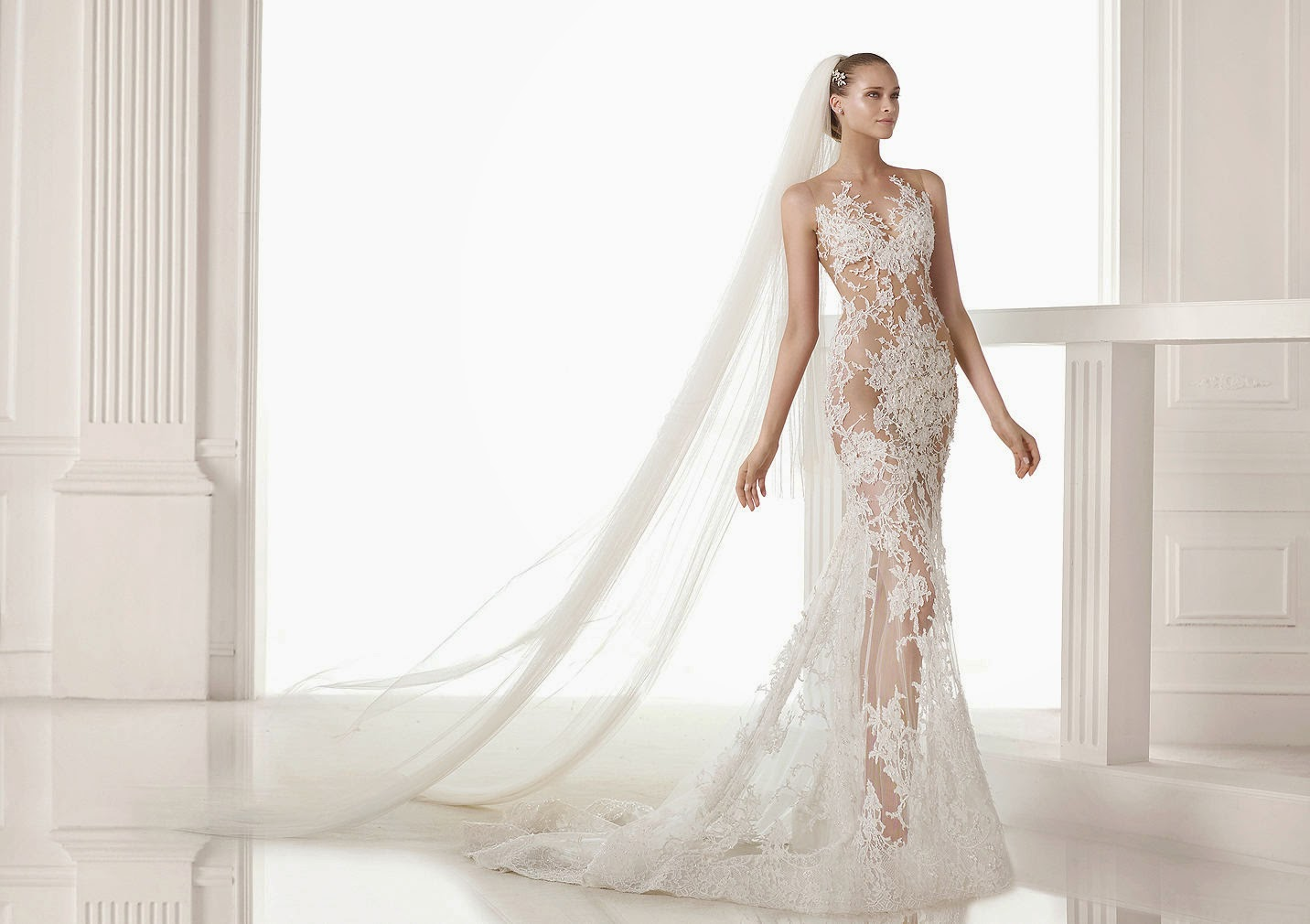 Pronovias 2014 Bridal Campaign Pronovias 2014 Bridal Campaign new picture