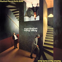 Manfred Mann's Earth Band - Angel Station album cover, 1979