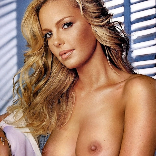 Katherine Heigl Topless Maim Magazine Cover Nude Shoot