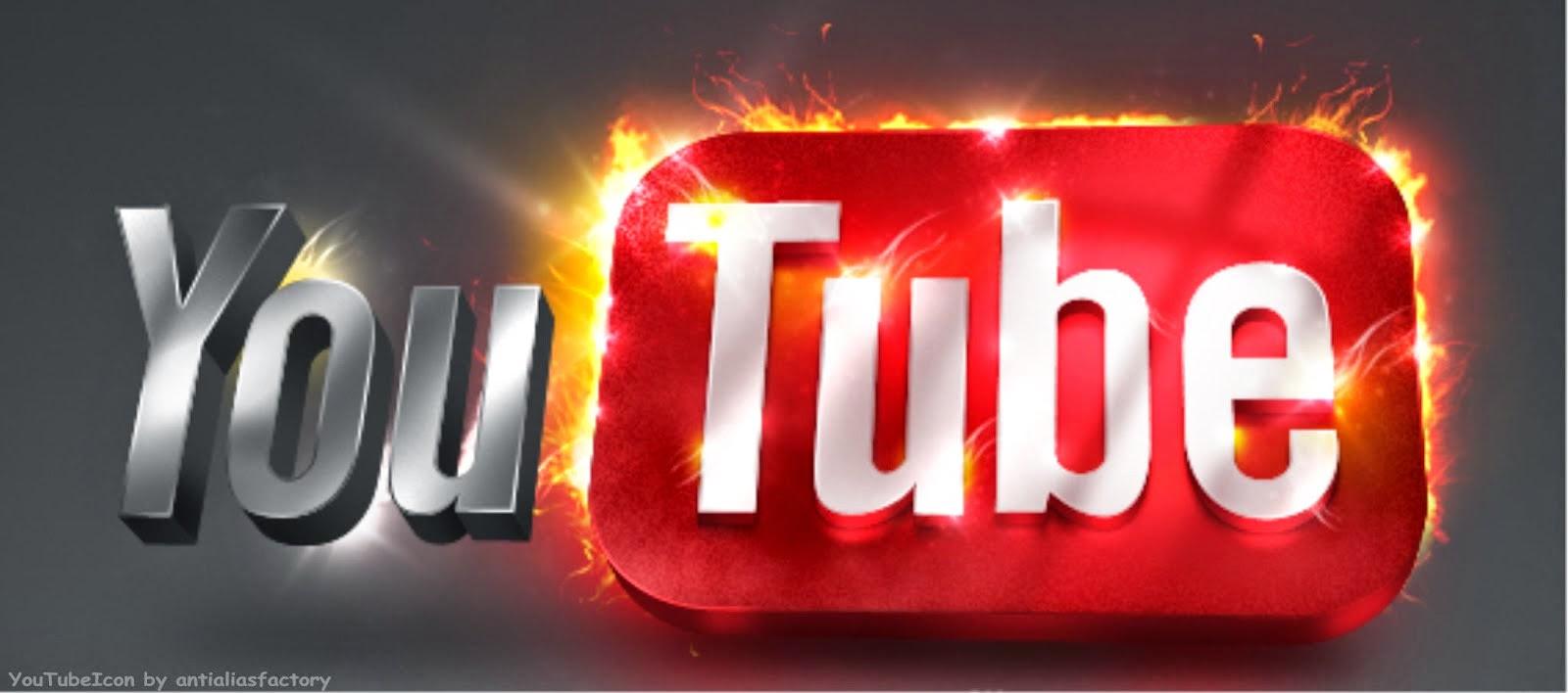 قناة المدونة على اليوتيوب