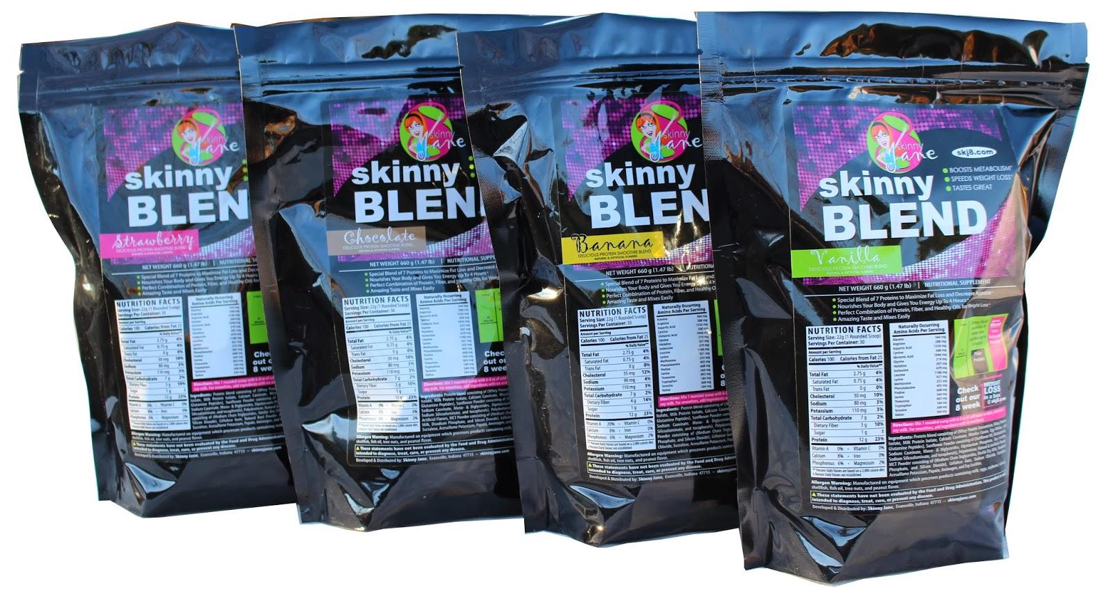 Skinny Blend Protein Shake