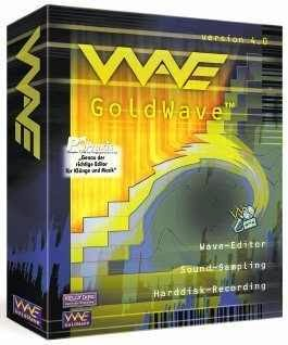 تحميل برنامج جولد ويف مجاني برابط مباشر free download goldwave
