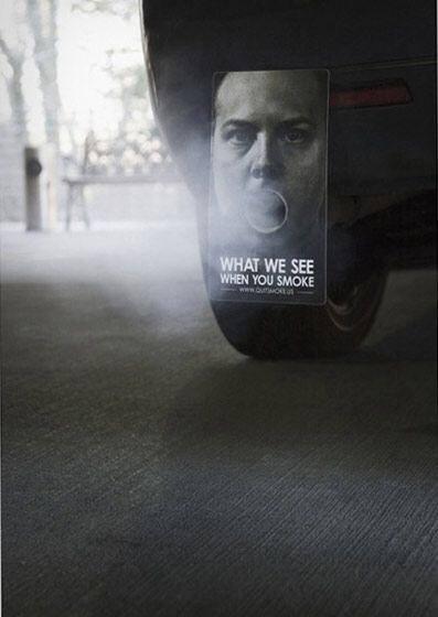 Green Pear Diaries, publicidad que incomoda, fumar