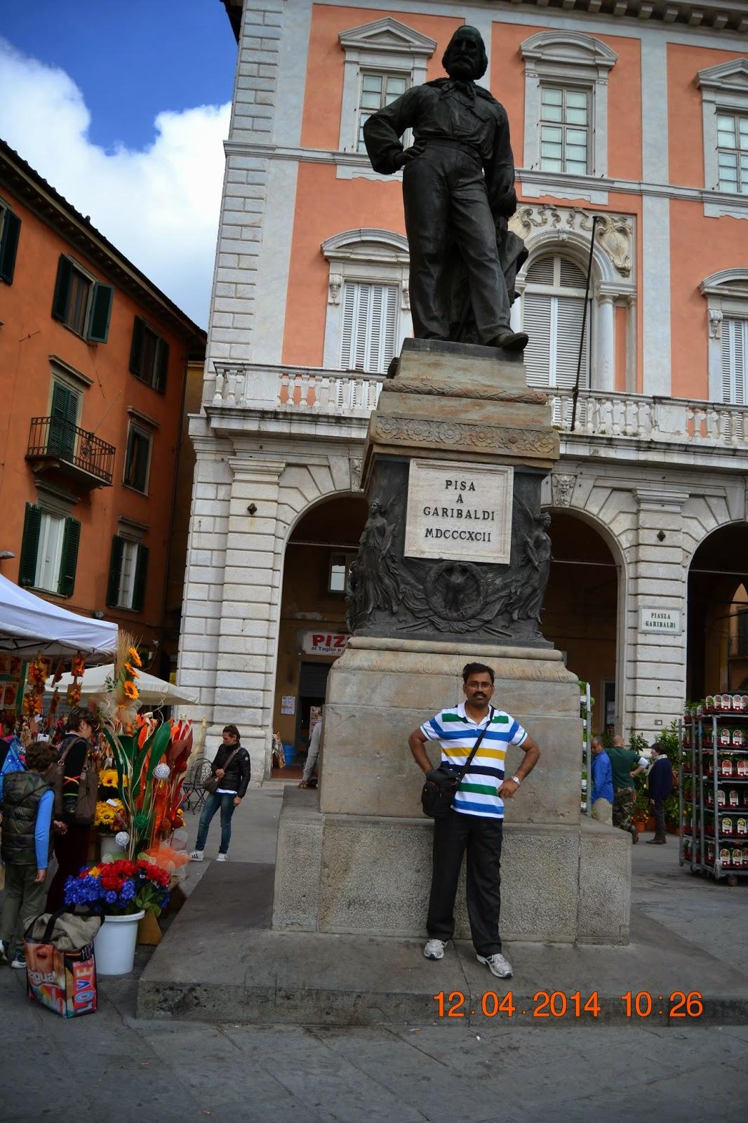 Garibaldi @ Pisa
