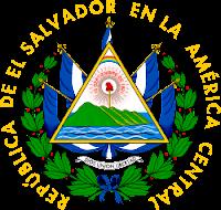 Lambang Negara El Salvador - Ar310 dot blogspot dot com