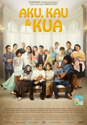 Film Aku, Kau & KUA 2014 Bioskop