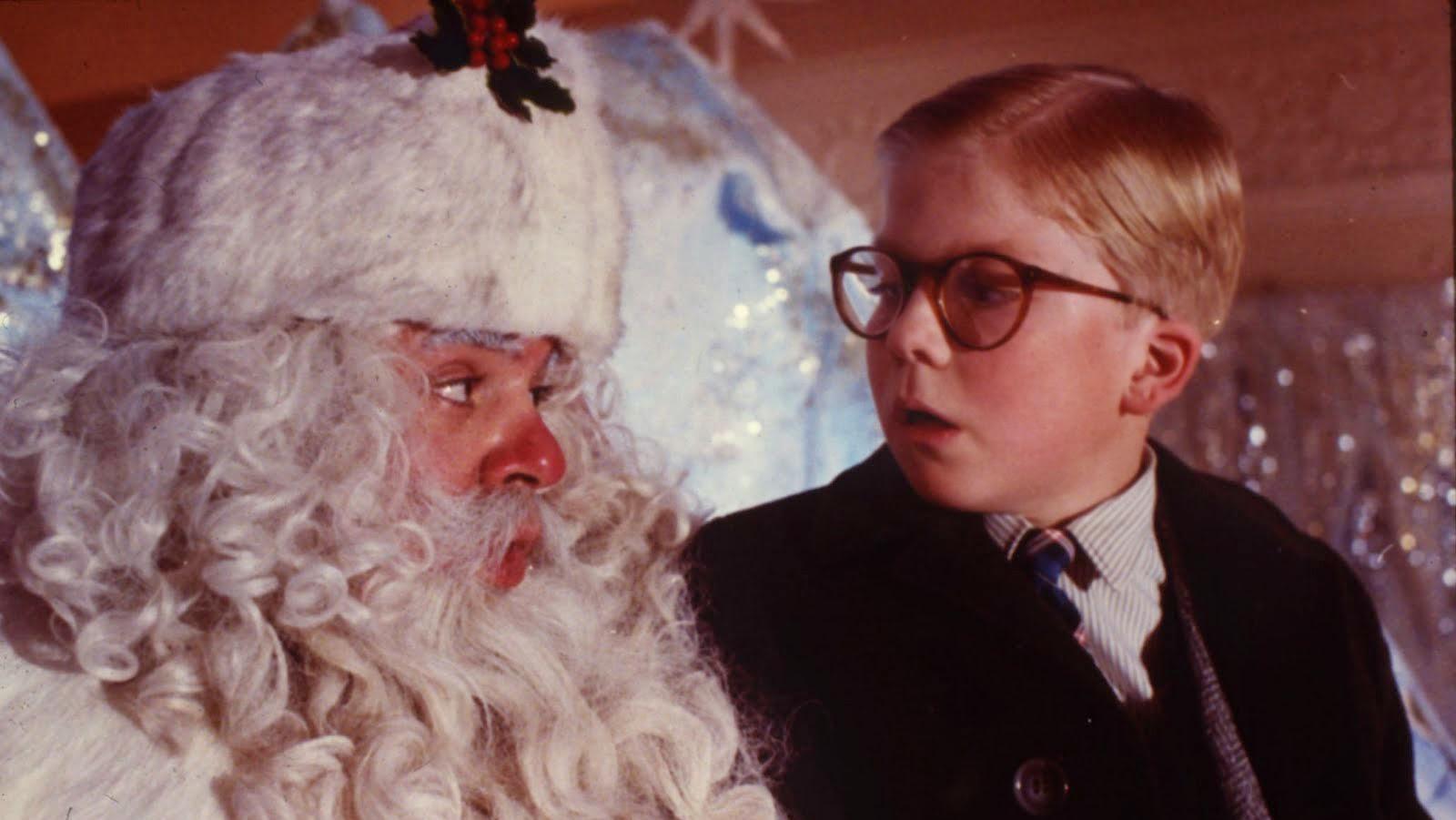 a christmas story origin