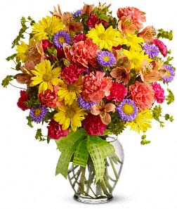 teleflora parents day flowers