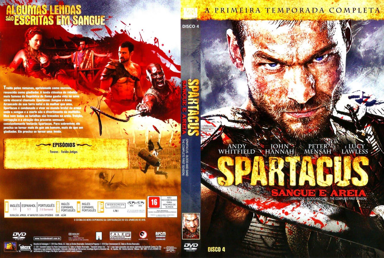 Filme Spartacus within spartacus sangue e areia ( 1ª temporada)   capas de filmes grátis