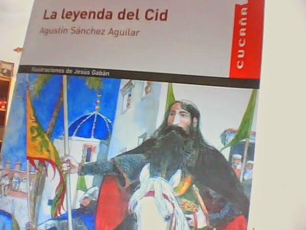 Diente de le n la leyenda del cid club de lectura for La leyenda del cid