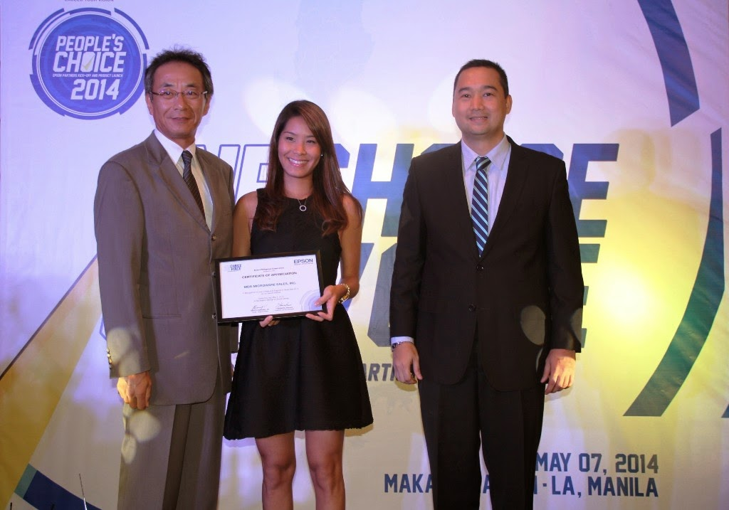 Epson Philippines Honors Regional Trade Partners | enjoying