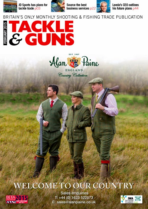 Tackle & Guns - February 2015