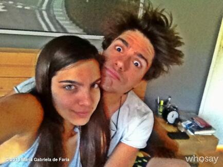 Reinaldo Zavarce & Maria Gabriela De Faria