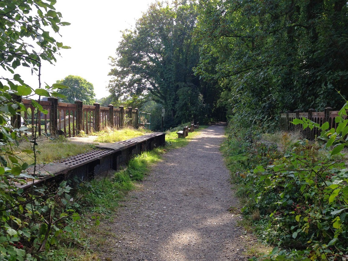 Meon Valley Railway, Wickham, Hampshire