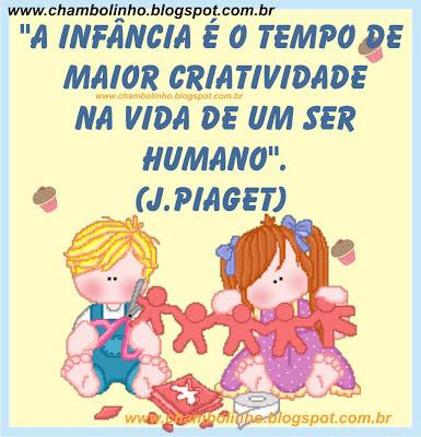 Frase Jean Piaget para Facebook