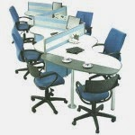 Kantor Partisi Modera Workstation 4-3-Series