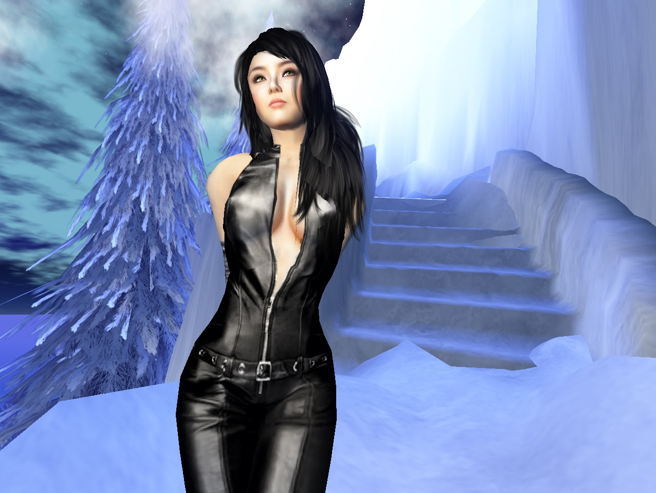 Fire and ice fashion 57
