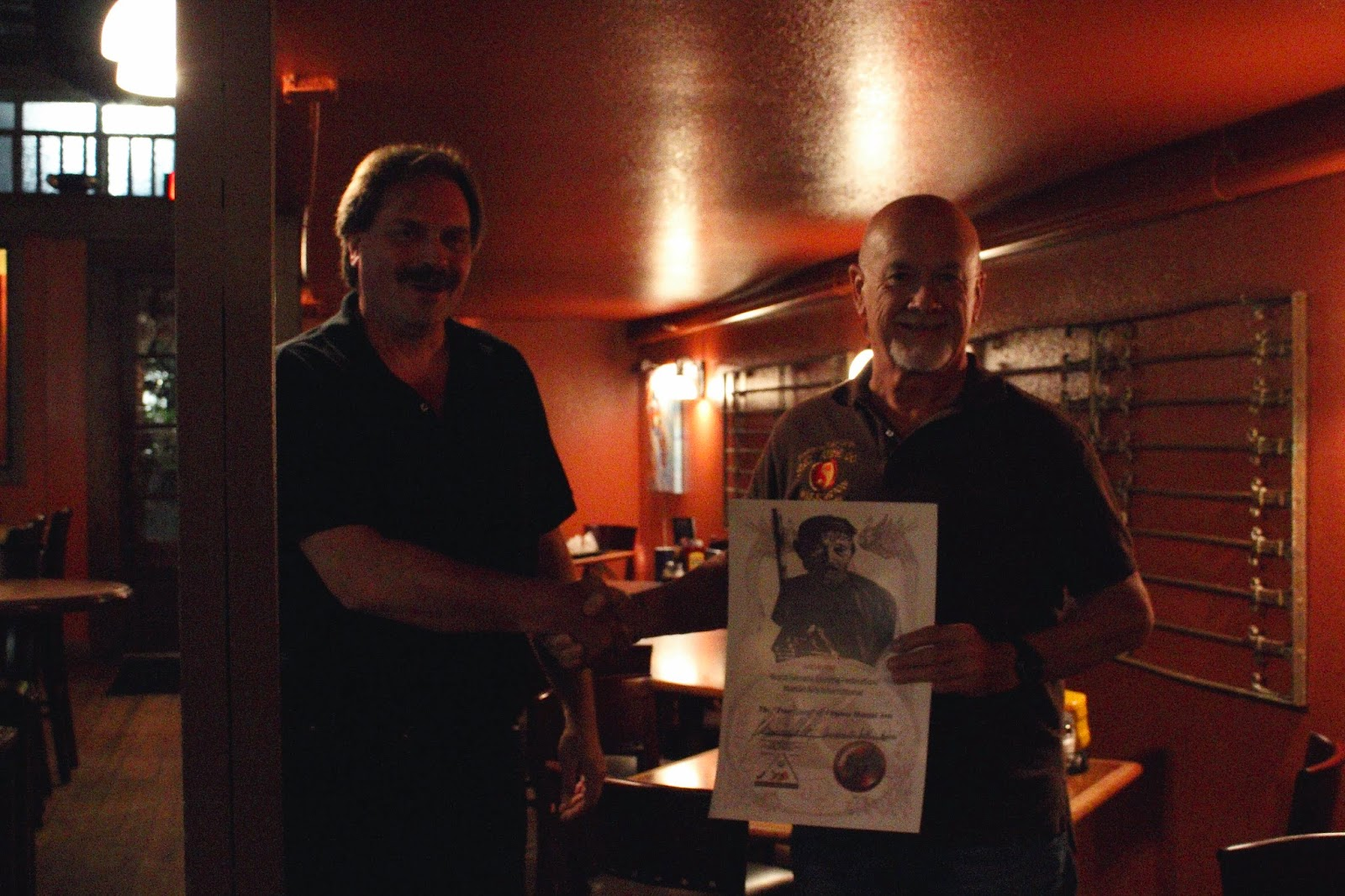 Jeet Kune Do's Professor Gary Dill and the WSEF