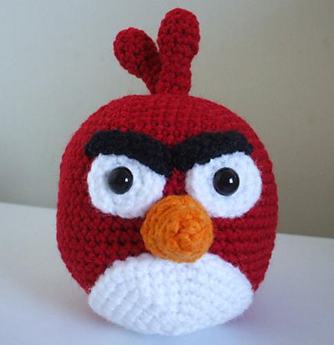 Cerdo Angry Birds Amigurumi : Lindevrouwsweb: Amigurumi haakpatronen