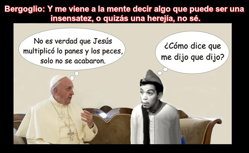 """""""A los herejes no se les cogerá con las armas, sino con los argumentos"""". San Bernardo"""