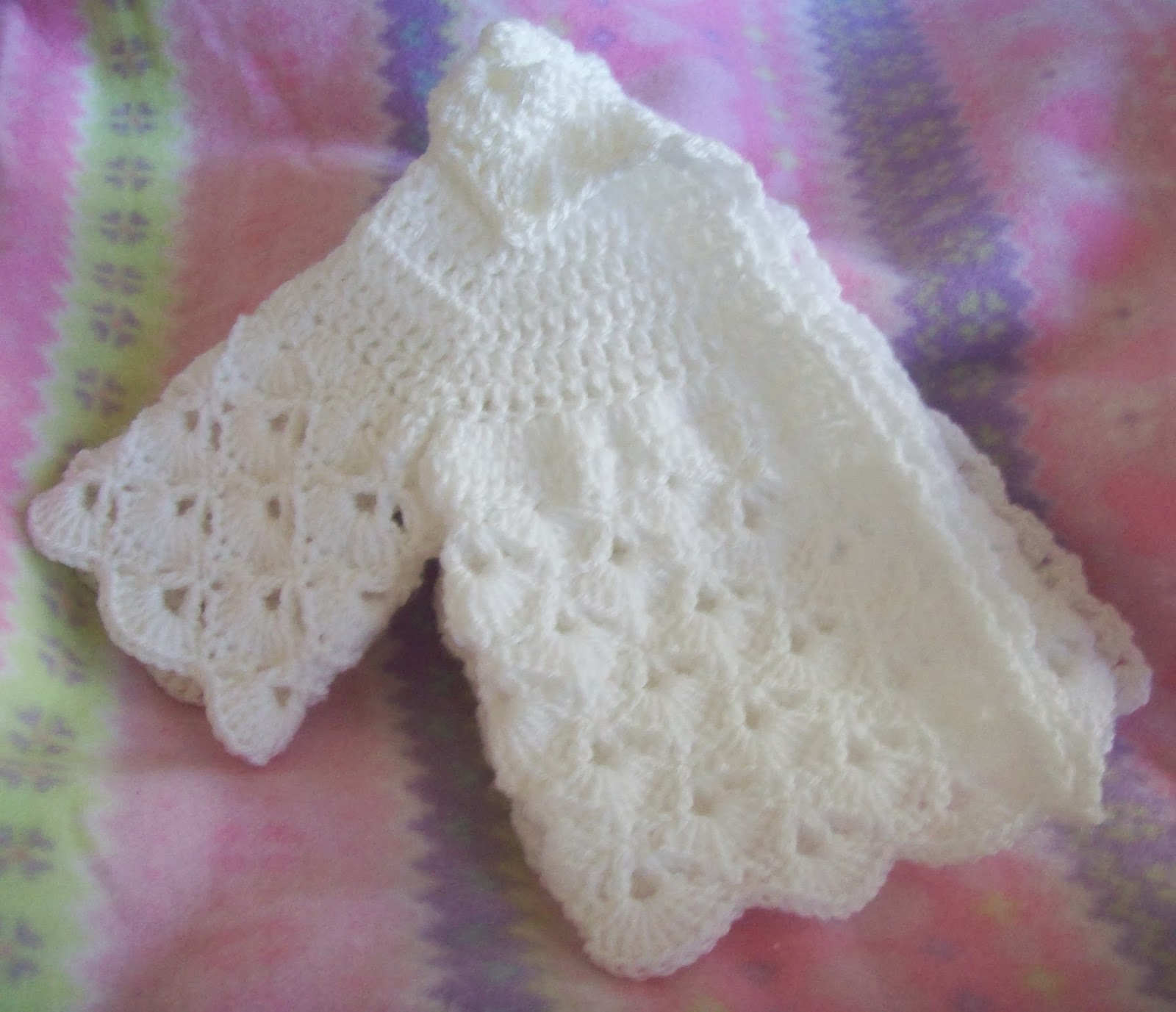 Crochet Newborn Baby Sweater Free Pattern : Free Crochet Patterns By Cats-Rockin-Crochet