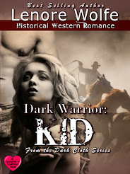 Dark Warrior at Amazon now!