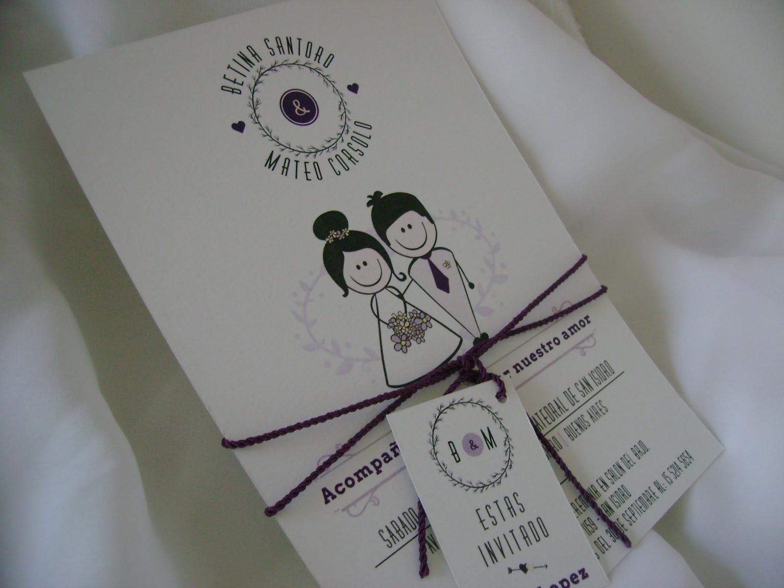 Invitaciones y tarjetas de casamiento nuevos dise os para - Tarjetas de invitacion de boda originales ...