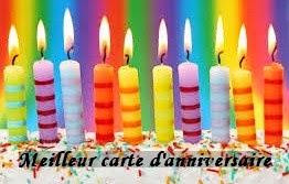 texte+anniversaire - MEILLEUR CARTE D'ANNIVERSAIRE