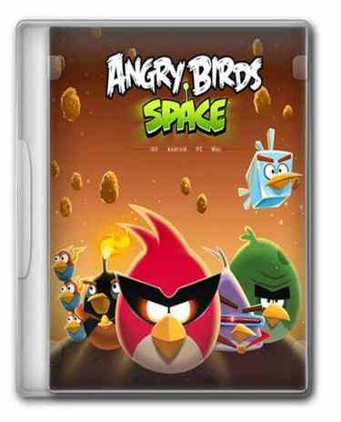 Screensot New Angry Birds Space 1.2.2